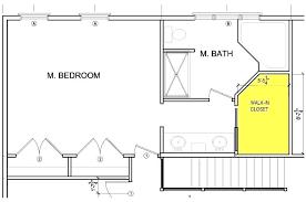 small bedroom floor plans bedroom with walk in closet and bathroom best walk in closet