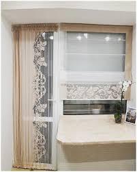 fenetre separation cuisine 12élégant rideaux cuisine moderne intérieur de la maison