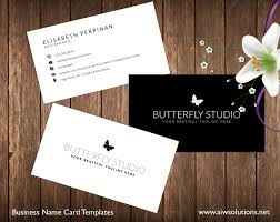Simple Business Cards Templates Name Card Green Modern Creative Business Card And Name Card