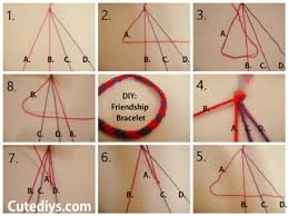 make friendship bracelet easy images Cutediys how to make a friendship bracelet how to make easy jpg