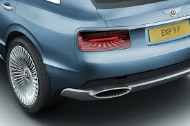 bentley exp 9 f bentley exp 9 f suv concept video autoevolution