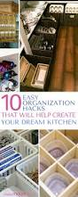 10 easy organization hacks that will help create your dream