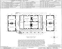 plantation floor plans floor plans and elevations ormond plantation destrehan louisiana