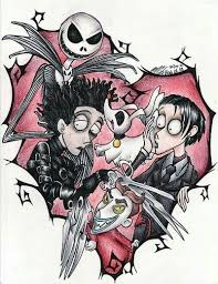 21 best tim burton u0026 characters images on pinterest tim burton