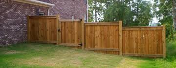 custom fence installation and repair ivy fence company