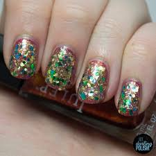 16 sparkle nail art ideas for dramatic nails look style motivation