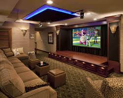 Home Cinema Decorating Ideas by 15 Cool Home Theater Design Ideas Digsdigs Home Theater Design