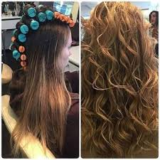 perms for fine hair before and after image result for body wave perm before and after pictures loose