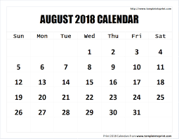 2018 calendar calendar template word