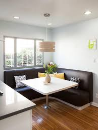 dining room with banquette seating dining tables curved dining bench for round table kitchen