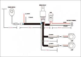 relay wiring diagram for driving lights efcaviation com