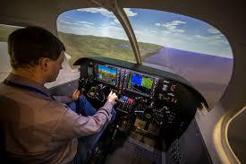 frasca international inc flight simulators for fixed and
