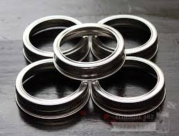 will stainless steel rust stainless steel rust proof bands rings for mason jars