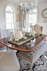 Centerpiece For Dining Table by Best 20 Dining Room Table Centerpieces Ideas On Pinterest