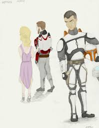 commander cody in mandalorian armor by nimbus2224 on deviantart