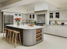 Grey Shaker Kitchen Cabinets by Little Greene French Grey Shades Of Gray Pinterest French