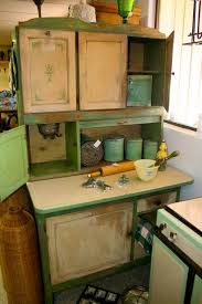 Antique Green Kitchen Cabinets 19 Best Mcdougall Indiana And Hoosier Cabinets Images On