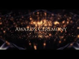 awards ceremony after effects template youtube