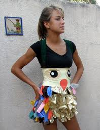 Womens Owl Halloween Costume Owl Costume Daughter U2013 Sewing Projects Burdastyle