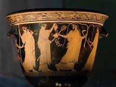 Euphronios Vase Euphronios Krater Metropolitan Museum Rome And Museums