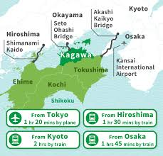 Osaka Train Map Visit Kagawa Kagawa Official Tourism Website