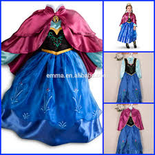 frozen dress for halloween 2015 frozen elsa dress for girls dress up elsa princess dress in