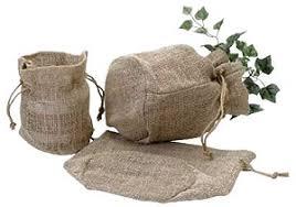 small burlap bags burlap bottom bags