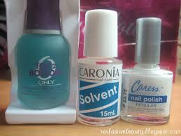 real asian beauty nail polish haul