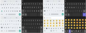 keyboards for android windows 10 mobile to android one week