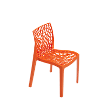 Outdoor Plastic Stackable Chairs Norma Garden Plastic Stacking Chair Cross Slatted Back Rest