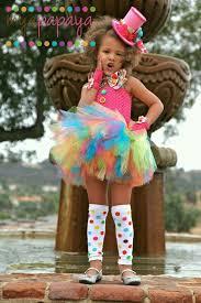 Clown Costumes Halloween 25 Toddler Clown Costume Ideas Halloween Tutu