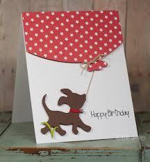 Cricut Birthday Card Crafting With Katie Big Balloon Birthday Card
