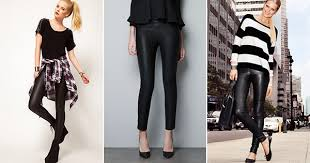 Real Leather Leggings Style Watch Faux Leather Leggings The Style Rundown