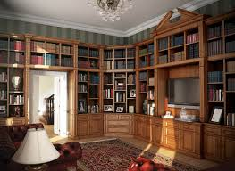 bespoke library bookcases designed for you by strachan