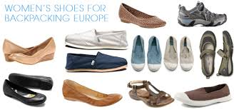 Comfortable Shoes For Girls Journey Europe Packing Checklist For Girls U2014 Packing Information