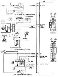 94 sierra alternator wiring diagram chevy 4 wire alternator wiring