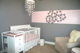 Pink And Brown Curtains For Nursery by Pink And Grey Baby Room Home Design Ideas