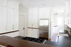 white kitchen cabinets with granite countertop my home design