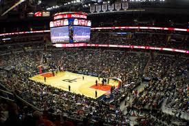 Verizon Center Washington Dc Map by Capital One Arena Section 218 Washington Wizards Rateyourseats Com
