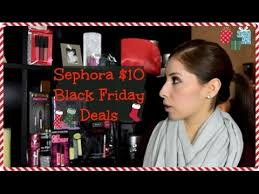 sephora sale black friday sephora 10 deals black friday youtube