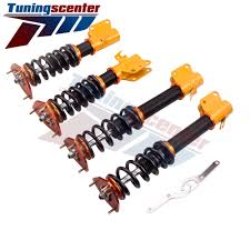 subaru gdf tct coilovers for 2005 2007 subaru impreza wrx sti sedan 4d 2 5t