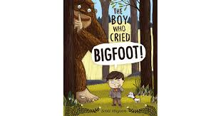 village town references the boy who cried wolf the boy who cried bigfoot by scott magoon