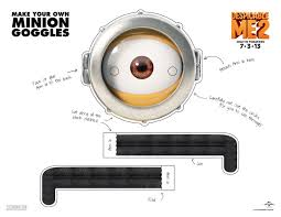 How To Draw Halloween Things Step By Step 5 Easy Ways To Make Minion Goggles Or Glasses