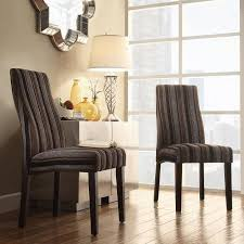 Black And White Striped Accent Chair Dining Chairs Awesome Striped Dining Chairs Striped Dining Chair