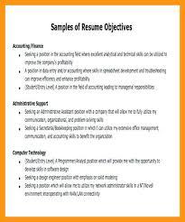 resume exles for career objective sle career objective in resume sle job objective career