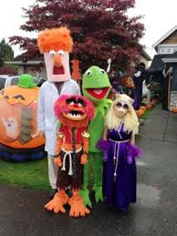 muppets halloween costumes richmond mom of two harbours frightening passion for halloween