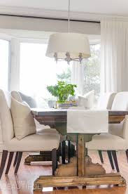 Dining Room Table Plans by Diy Farmhouse Dining Table Plans A Burst Of Beautiful