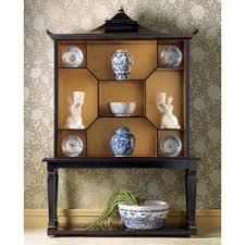 Antique Brass Display Cabinet Diana Display Antique Brass Cabinet