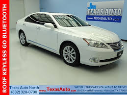 2013 lexus es 350 for sale houston 2010 lexus es in houston tx for sale 27 used cars from 11 865