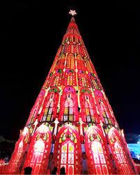 how many feet of christmas lights for 7 foot tree mayor romualdez led lighting of tacloban s christmas tree leyte